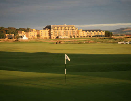 ST ANDREWS OLD COURSE OTTOBRE
