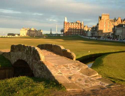 ST. ANDREWS OLD COURSE CON BALLOTTAGGIO