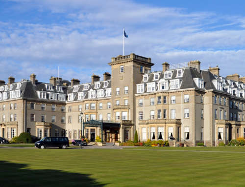 GLENEAGLES & ST. ANDREWS TOUR