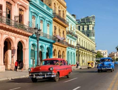 CUBA tour libero