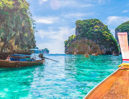 VISITA LA THAILANDIA