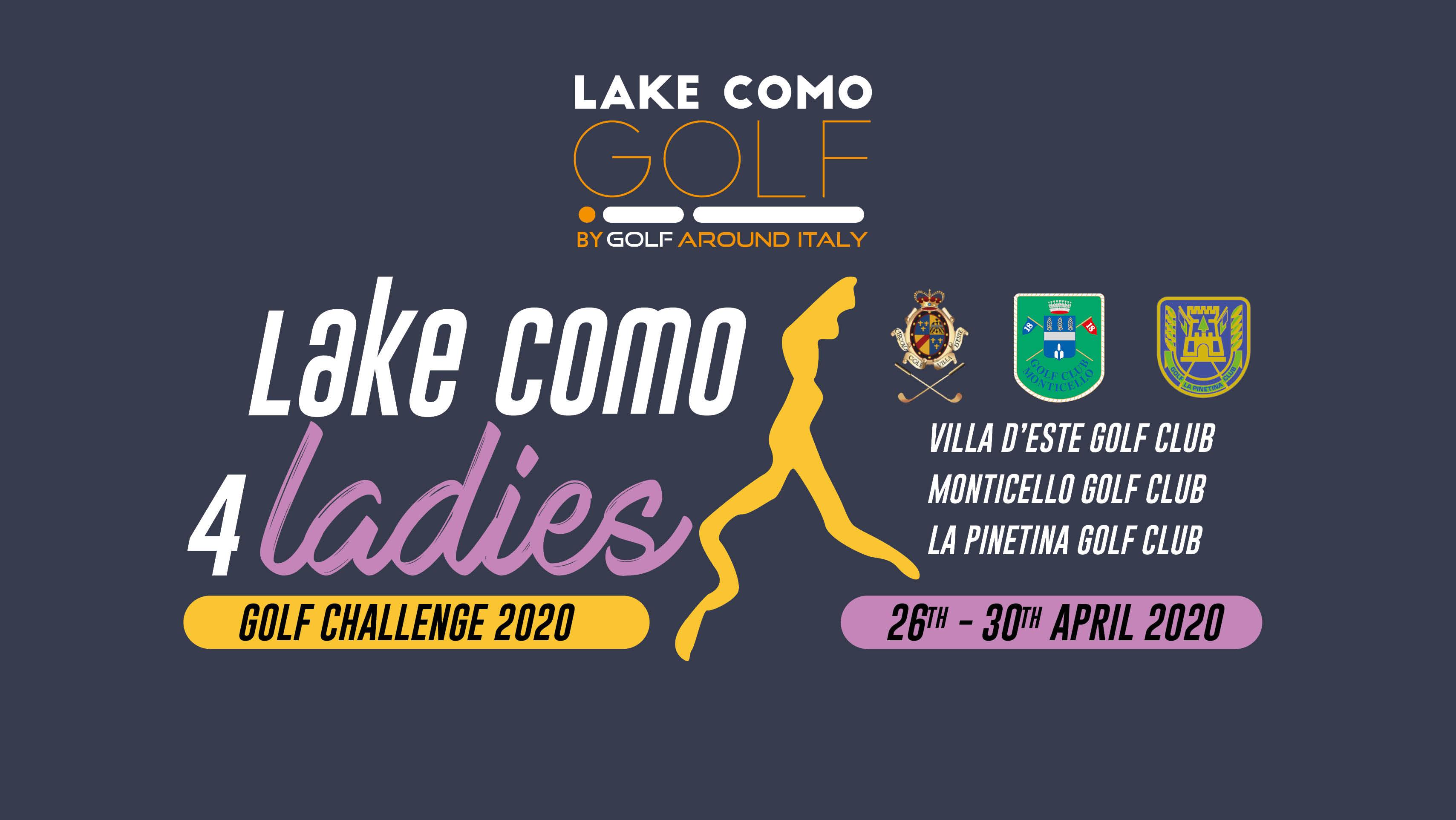 Lake Como logo event