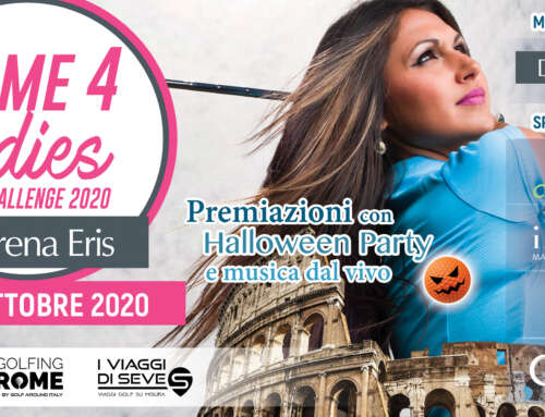 Rome 4 Ladies Golf Challenge 2020 – Dr Irena Eris