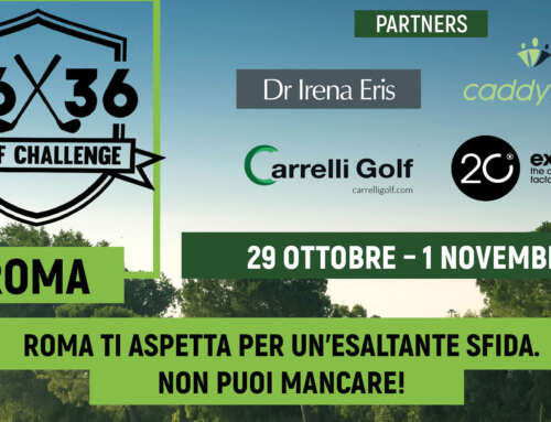 36 x 36 Roma Golf Challenge