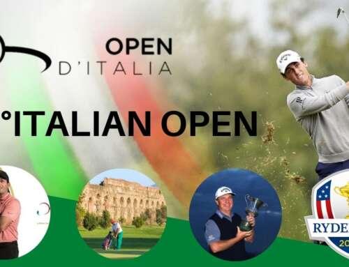 78 Open d'Italia 4-8 Settembre gioca al Marco Simone